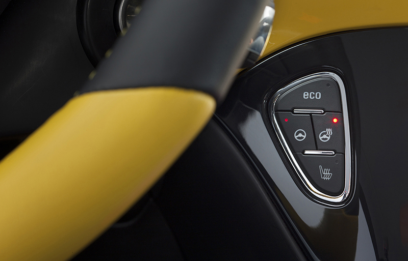 Foto Interior (13) Opel Adam-rocks Suv Todocamino 2014
