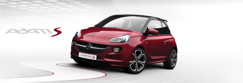 Foto Exterior Opel Adam S Dos Volumenes 2014