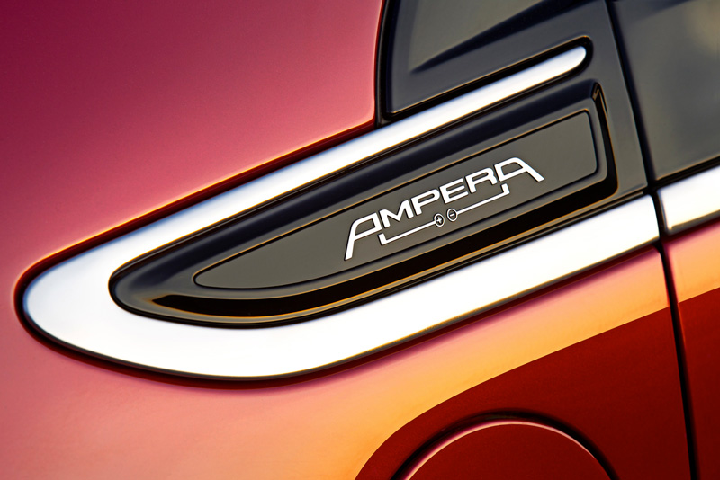 Foto Detalles1 Opel Ampera Sedan 2010