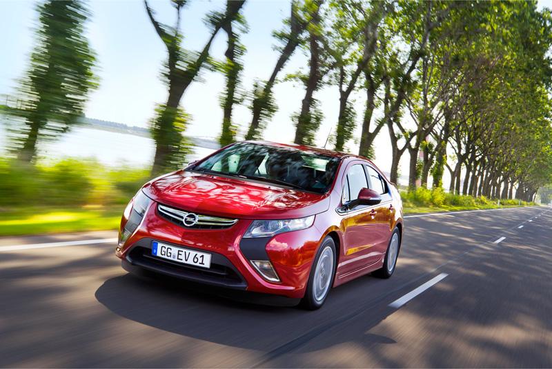 Foto Exteriores04 Opel Ampera Sedan 2010
