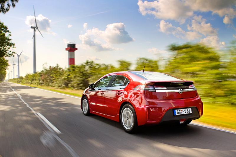 Foto Exteriores07 Opel Ampera Sedan 2010