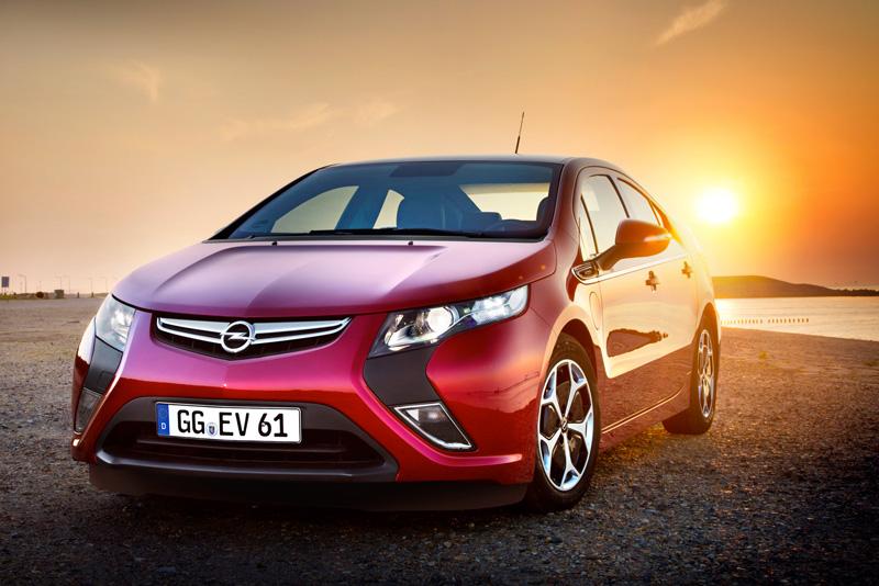 Foto Exteriores17 Opel Ampera Sedan 2010