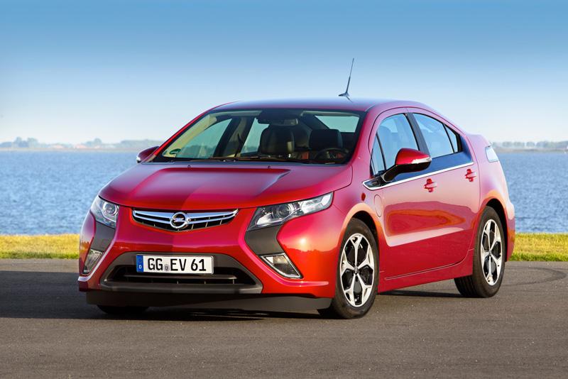 Foto Exteriores18 Opel Ampera Sedan 2010