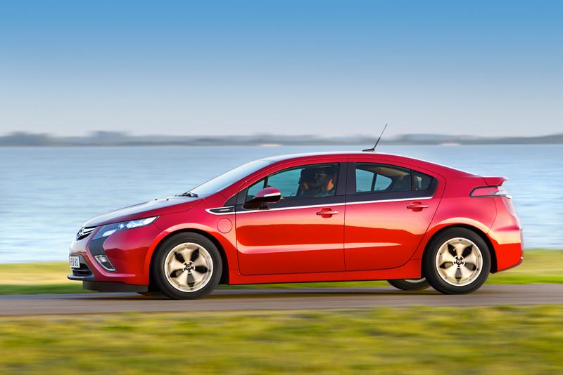 Foto Exteriores23 Opel Ampera Sedan 2010