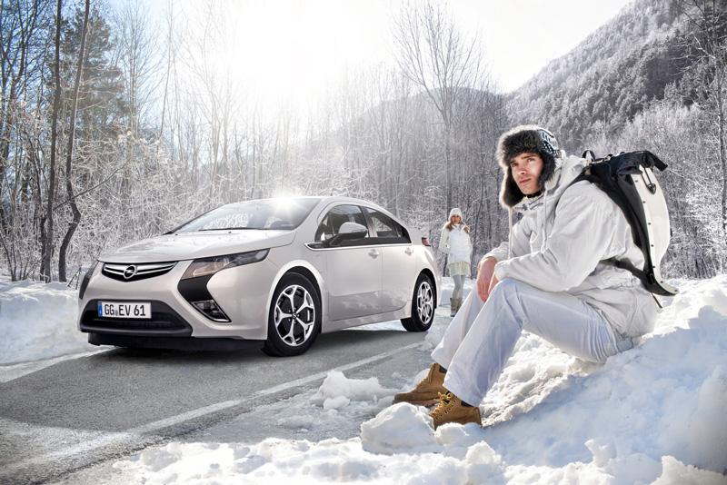 Foto Exteriores33 Opel Ampera Sedan 2010
