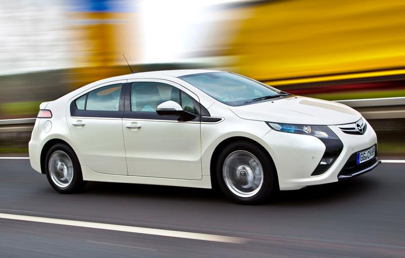 Foto Exteriores38 Opel Ampera Sedan 2010