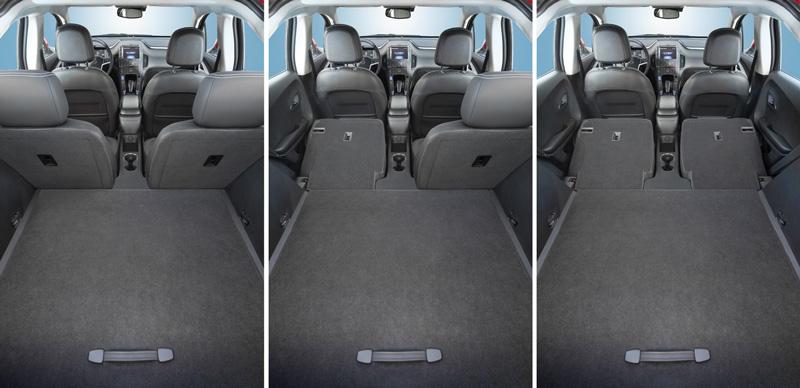 Foto Interiores6 Opel Ampera Sedan 2010