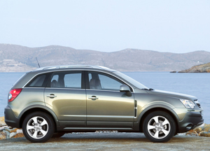 Opel Antara 2.0 CDTI 16V