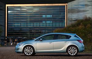Prueba Opel Astra 1.4 T