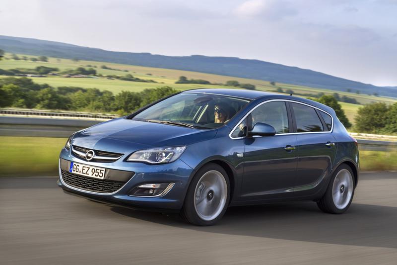 Opel Astra Techno 2013