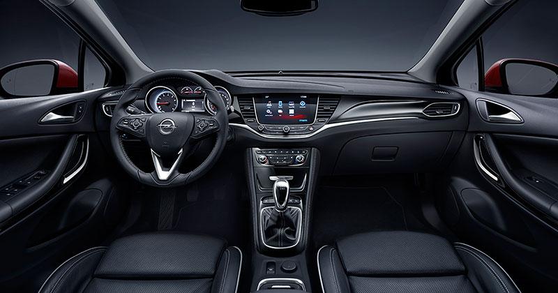 salpicadero Opel Astra 2016