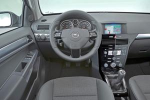 Foto Salpicadero Opel Astra Sedan 2009