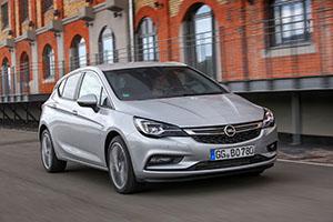 Foto Exteriores (1) Opel Astra-biturbo-cdti Dos Volumenes 2016