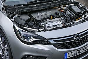 Foto Tecnicas (1) Opel Astra-biturbo-cdti Dos Volumenes 2016