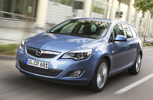 Opel Astra Familiar