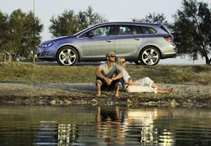 Foto Exteriores-(5) Opel Astra-st Familiar 2010