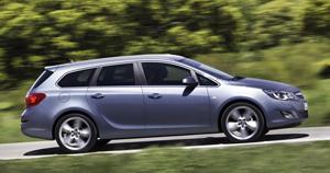 Foto Exteriores-(7) Opel Astra-st Familiar 2010