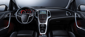 Foto Interiores-(9) Opel Astra-st Familiar 2010