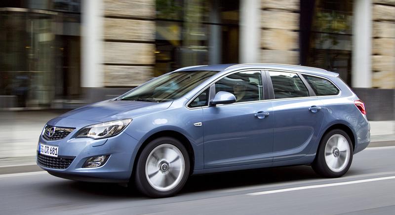 Foto Exteriores-(29) Opel Astra-st Familiar 2010