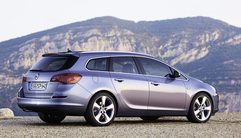 Foto Exteriores-(30) Opel Astra-st Familiar 2010