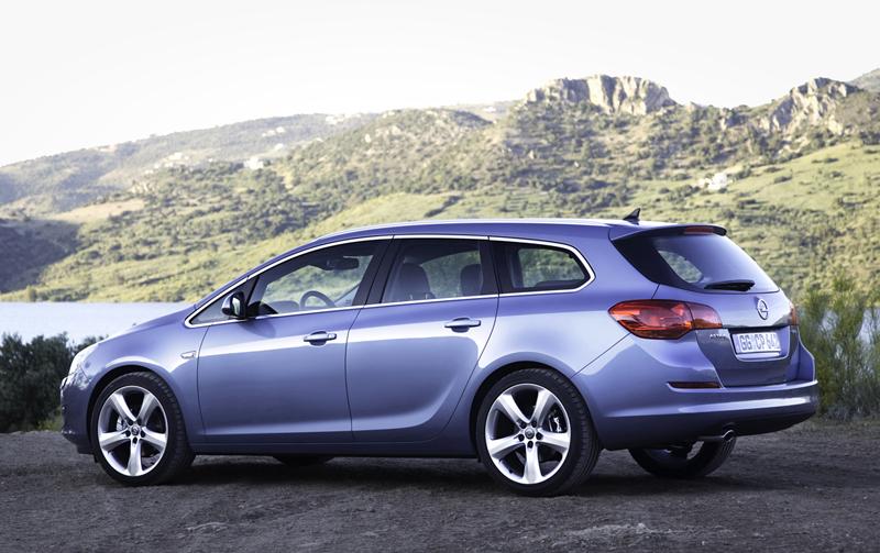 Foto Exteriores-(33) Opel Astra-st Familiar 2010