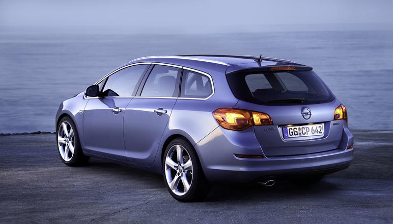Foto Exteriores-(35) Opel Astra-st Familiar 2010