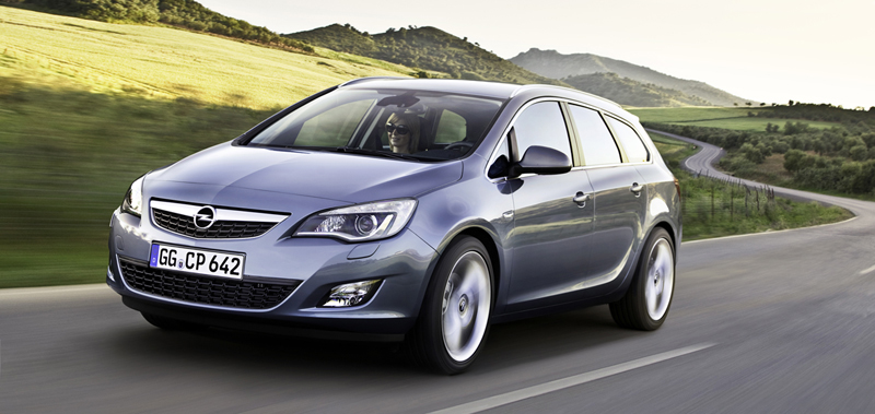 Foto Exteriores-(37) Opel Astra-st Familiar 2010
