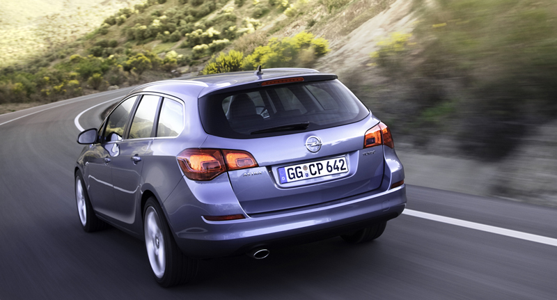 Foto Exteriores-(39) Opel Astra-st Familiar 2010