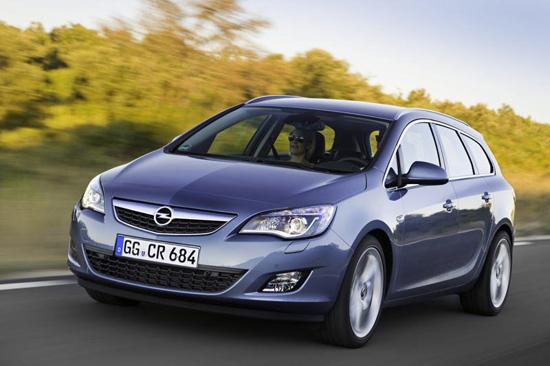 Foto Exteriores-(43) Opel Astra-st Familiar 2010