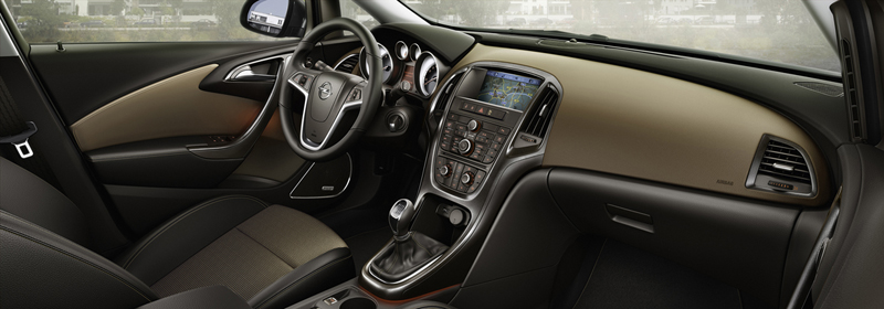 Foto Interiores-(2) Opel Astra-st Familiar 2010