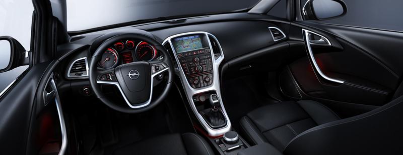 Foto Interiores-(6) Opel Astra-st Familiar 2010