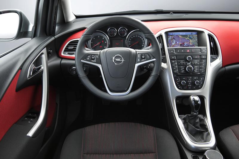 Foto Salpicadero Opel Astra-st Familiar 2010