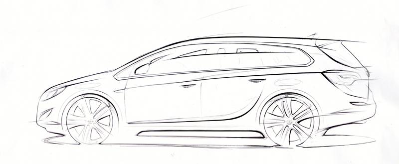 Foto Tecnicas-(11) Opel Astra-st Familiar 2010