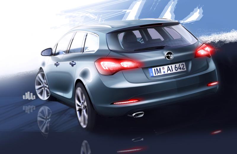 Foto Tecnicas-(12) Opel Astra-st Familiar 2010
