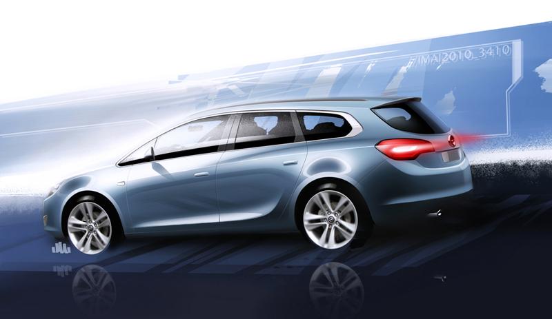Foto Tecnicas-(13) Opel Astra-st Familiar 2010