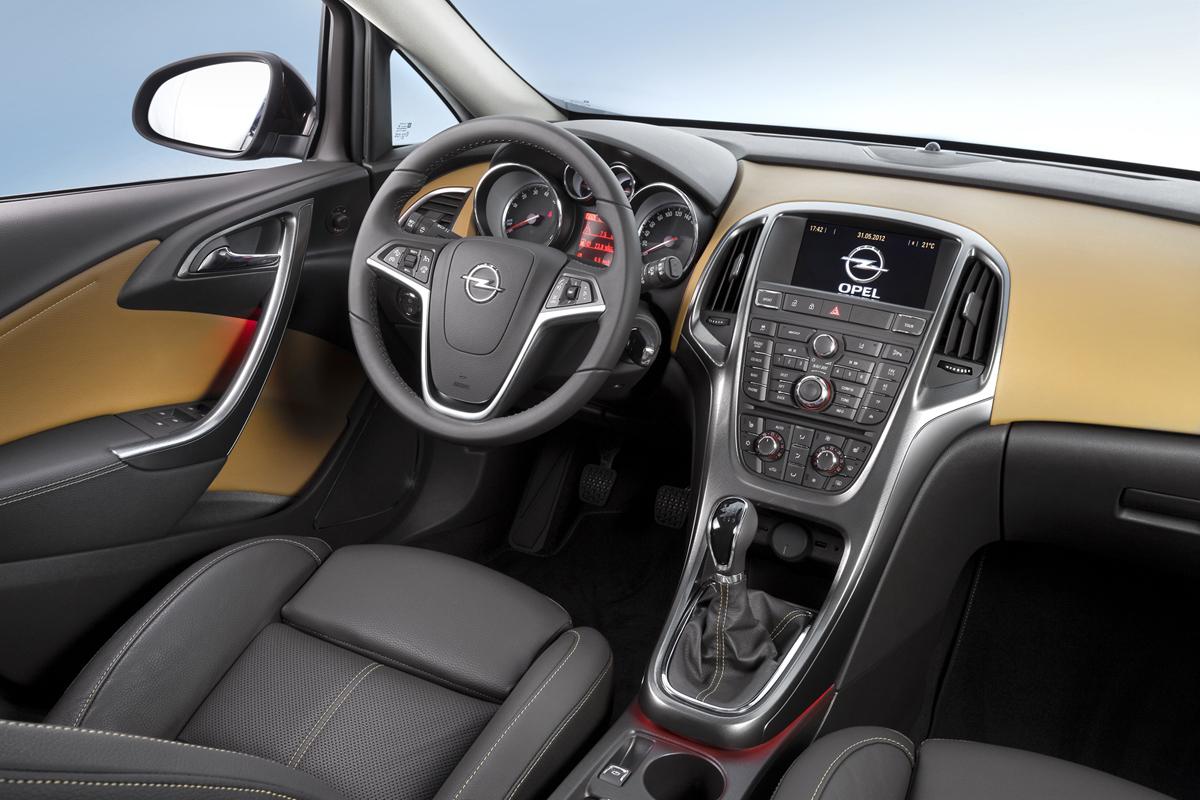 Fondo Pantalla Opel Astra-st Familiar 2012 Interiores