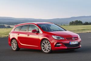 Foto Exteriores (5) Opel Astra-st Familiar 2012