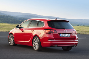 Foto Exteriores (6) Opel Astra-st Familiar 2012