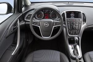 Foto Salpicadero Opel Astra-st Familiar 2012