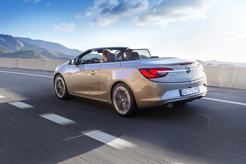 Foto Exteriores Opel Cabrio Descapotable 2012