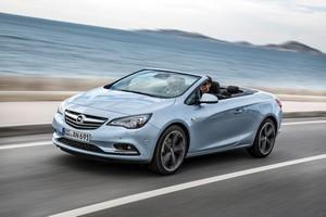 Foto Delantera Opel Cabrio-sport-edition Cabrio 2017