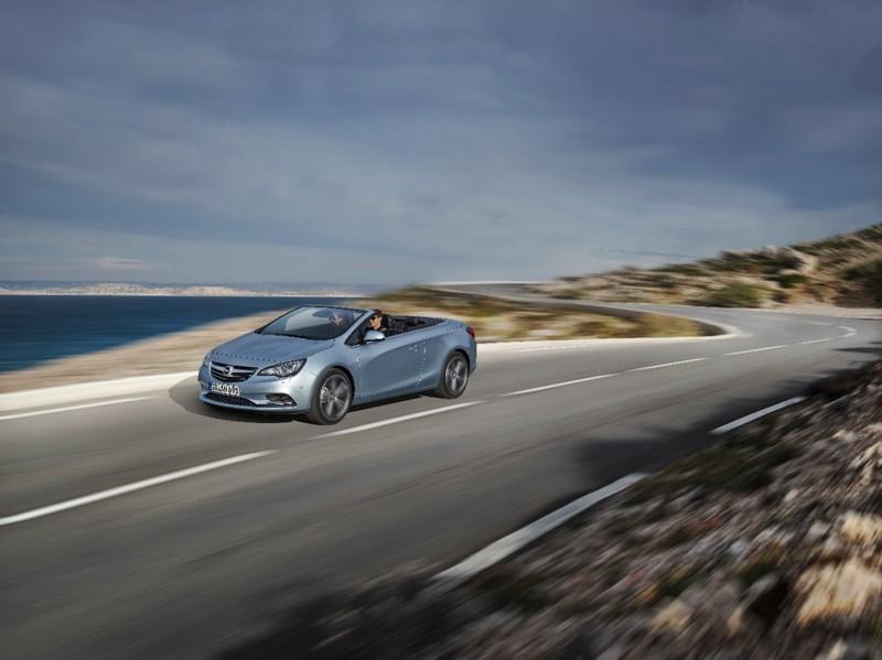 Foto Exteriores 2 Opel Cabrio-sport-edition Cabrio 2017