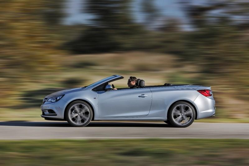 Foto Exteriores Opel Cabrio-sport-edition Cabrio 2017