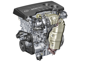 Foto Tecnicas Opel Cabrio-turbo Descapotable 2013