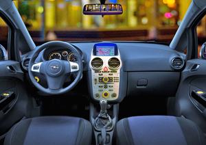 Foto Salpicadero Opel Corsa Dos Volumenes 2009
