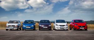 Foto Exteriores (1) Opel Corsa Dos Volumenes 2014