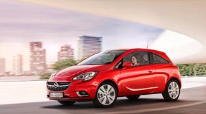 Foto Exteriores (11) Opel Corsa Dos Volumenes 2014