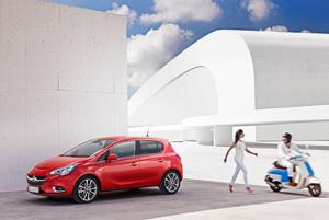 Foto Exteriores (12) Opel Corsa Dos Volumenes 2014
