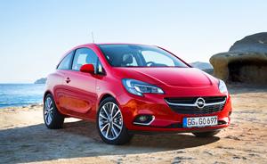 Foto Exteriores (13) Opel Corsa Dos Volumenes 2014