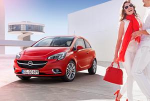 Foto Exteriores (14) Opel Corsa Dos Volumenes 2014